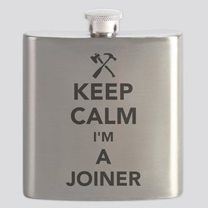 Keep calm I'm a joiner Flask