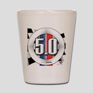 5.0 50 RWB Shot Glass