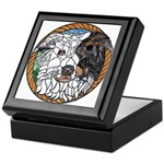 Skeeter's Tri Keepsake Box