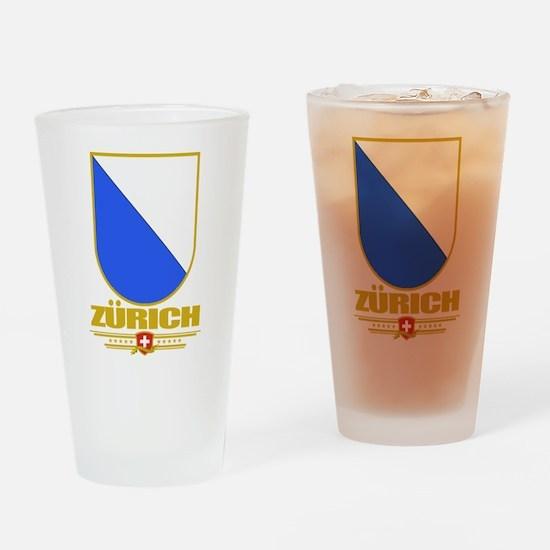 Zurich Drinking Glass