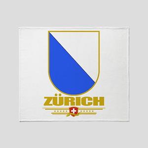 Zurich Throw Blanket