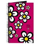 Daisy Notes Pink Journal