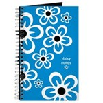 Daisy Notes Blue Journal