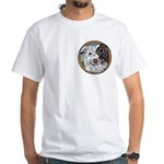 Skeeter's Tri White T, pocket area