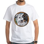 Skeeter's Tri White T-Shirt