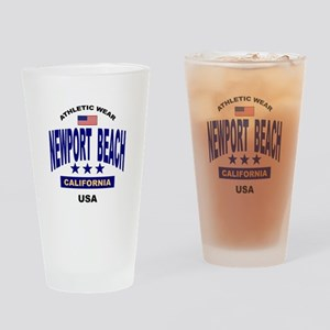 Newport Beach Drinking Glass