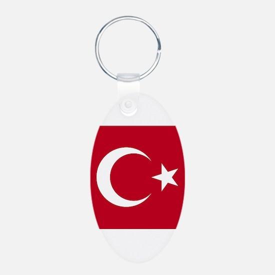 Turkish Flag Keychains