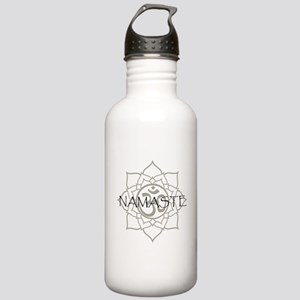 Namaste Om Stainless Water Bottle 1.0L