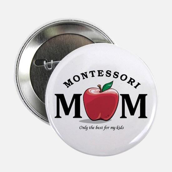 """Montessori 2.25"""" Button"""