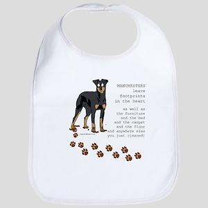 Manchester Terriers Bib
