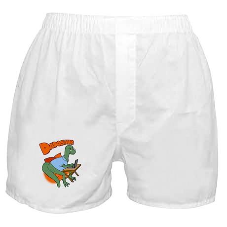Dadosaur Boxer Shorts