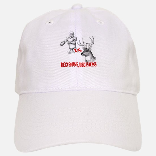 Hunting or Football? Baseball Baseball Cap