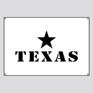 Texas, Lone Star State Banner