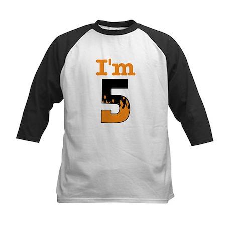 I'm 5 Boys Jersey