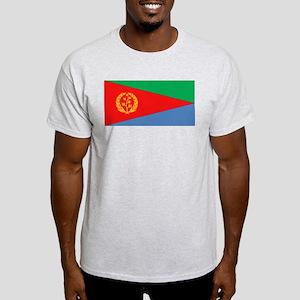 Flag of Eritrea Ash Grey T-Shirt