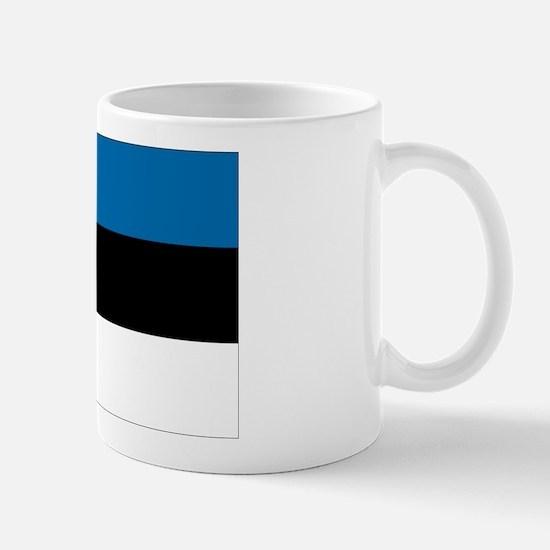 Flag of Estonia Mug