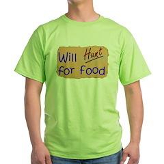 Hunt 4 Food T-Shirt