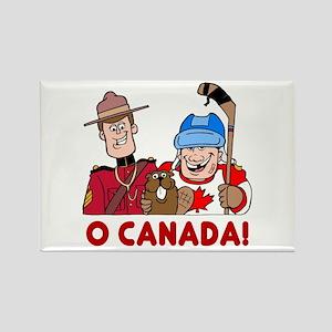 O Canada Magnet