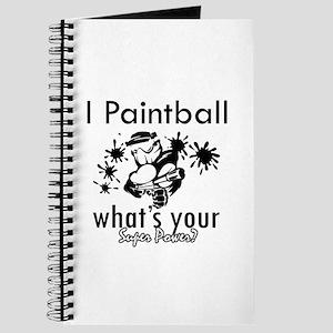 I Paintball Journal