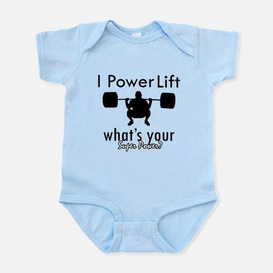 I Power Lift Infant Bodysuit