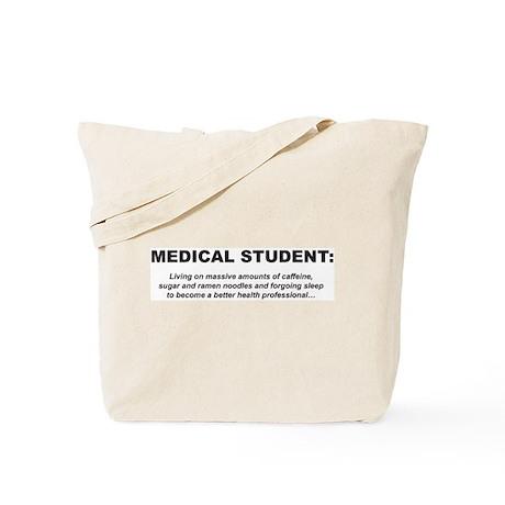 Med Student 1 Tote Bag