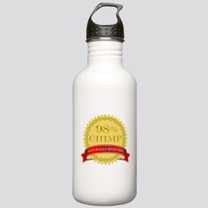 98% Chimp Naturally Selected Stainless Water Bottl