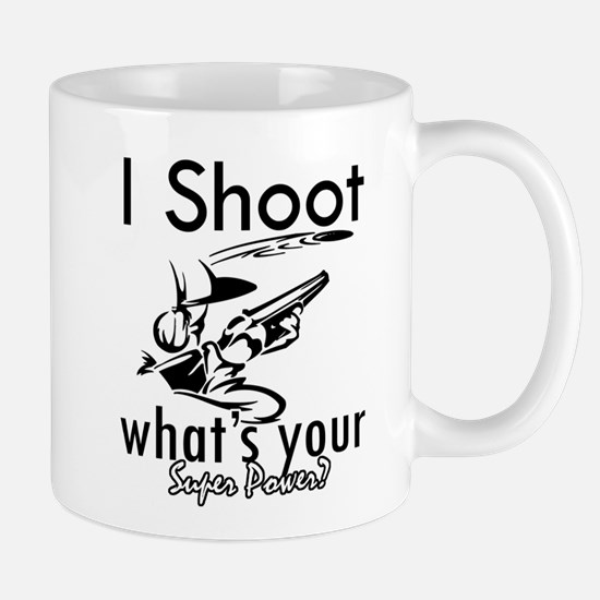 I Shoot Mug
