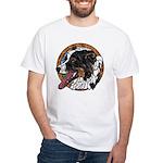 Tug's White T-Shirt