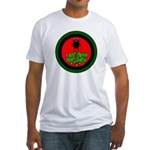 ANGRY DUNG BEETLE c Fitted T-Shirt