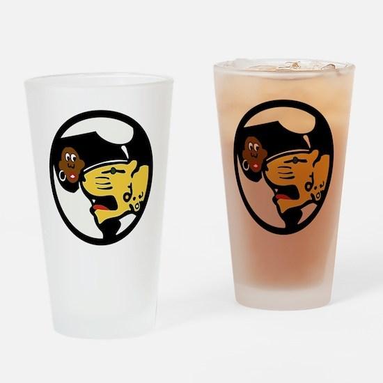 Luftwaffe Secret Project Drinking Glass