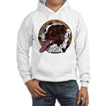 Tug's Redheaded Hooded Sweatshirt