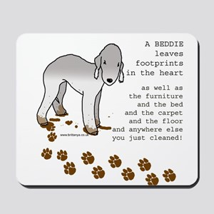 Bedlington Terriers Mousepad