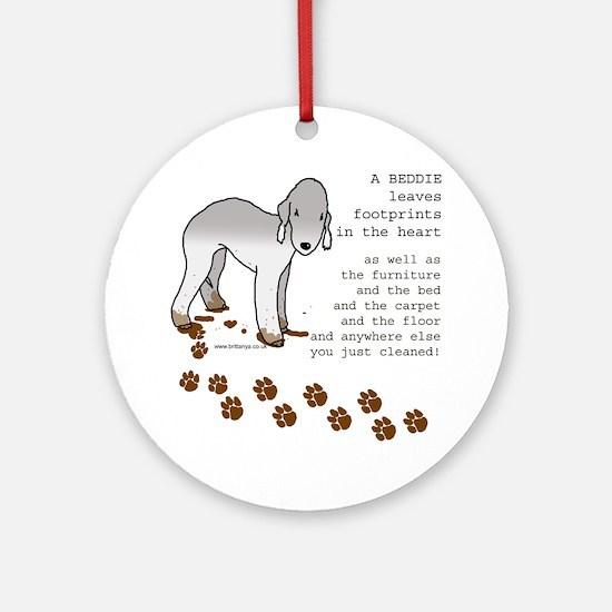 Bedlington Terriers Ornament (Round)