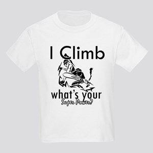 I Climb Kids Light T-Shirt