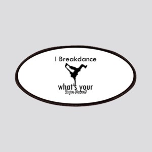 I breakdance Patches