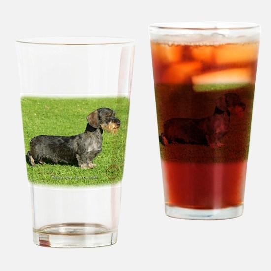 Dachshund 8R023D-08 Drinking Glass
