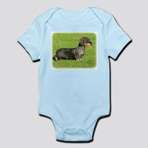 Dachshund 8R023D-08 Infant Bodysuit