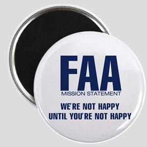 FAA - Mission Statement Magnet
