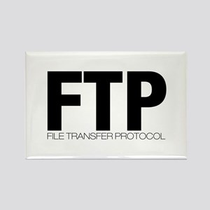 FTP Rectangle Magnet