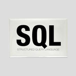 SQL Rectangle Magnet