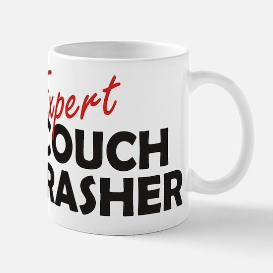 Expert Couch Crasher Mug