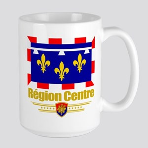 Region Centre Large Mug