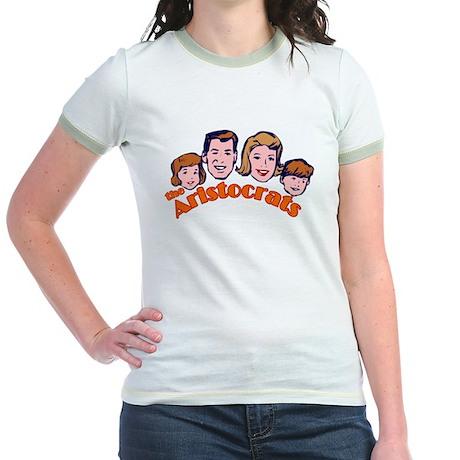 The Aristocrats Jr. Ringer T-Shirt