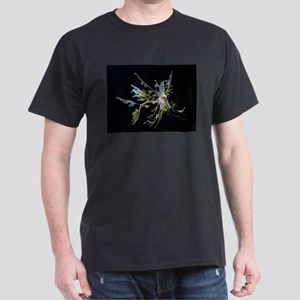Leafy Flies Dark T-Shirt