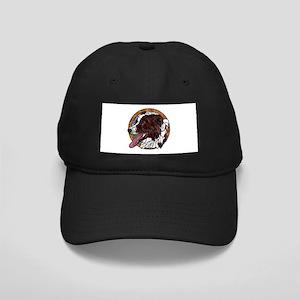 Tug's Redheaded Black Cap