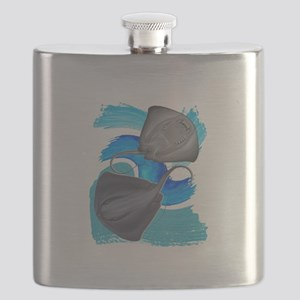 TWO ON IT Flask