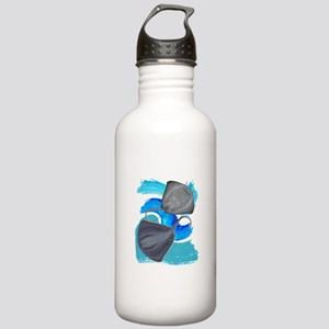 TWO ON IT Water Bottle