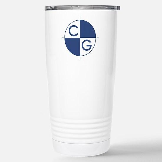 Center of Gravity Stainless Steel Travel Mug