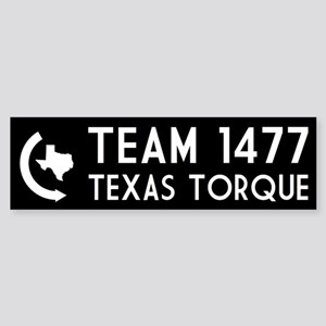 Texas Torque Bumper Sticker