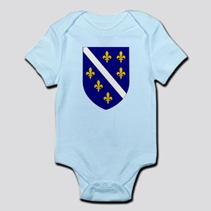 Bosnia & Herzegovina Infant Bodysuit